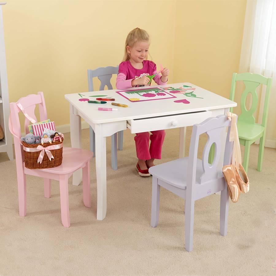 jetzt bei home24 kindertisch von kidkraft home24. Black Bedroom Furniture Sets. Home Design Ideas