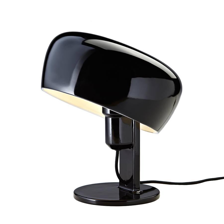tischleuchte coppola schwarz gold home24. Black Bedroom Furniture Sets. Home Design Ideas