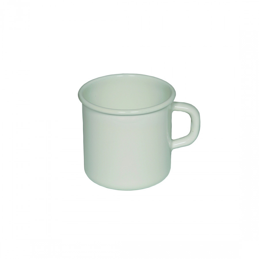 Topf Wei Emaille Home24