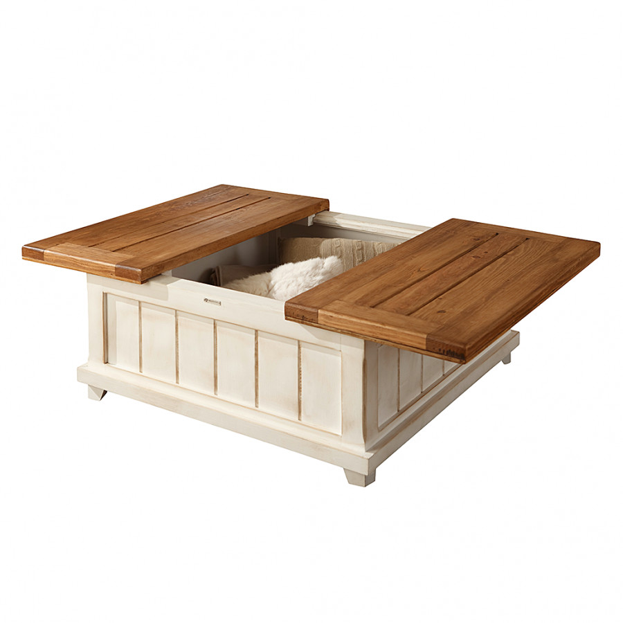 truhentisch mexiko i pinie massiv home24. Black Bedroom Furniture Sets. Home Design Ideas