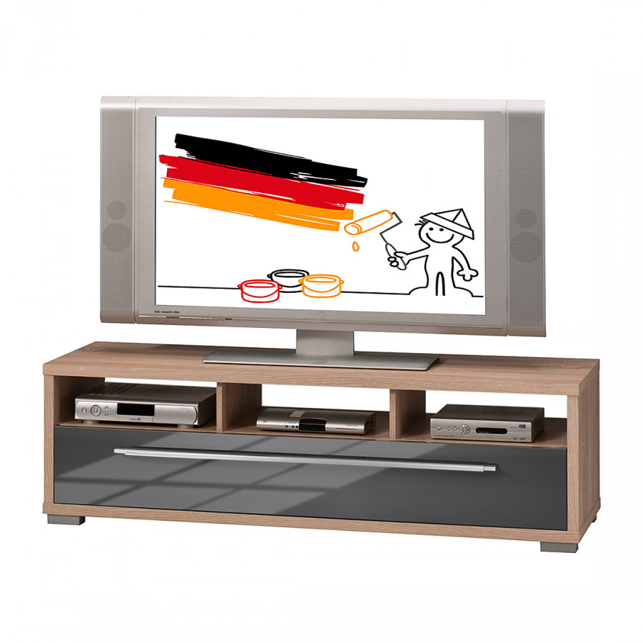 jetzt bei home24 tv lowboard von mooved home24. Black Bedroom Furniture Sets. Home Design Ideas