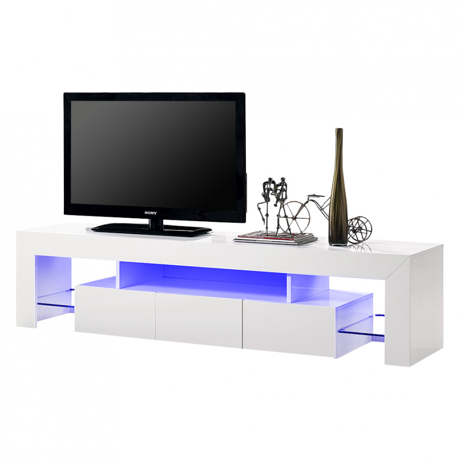 Commander un meuble tv bas par loftscape sur home24 for Commander sur meubles concept