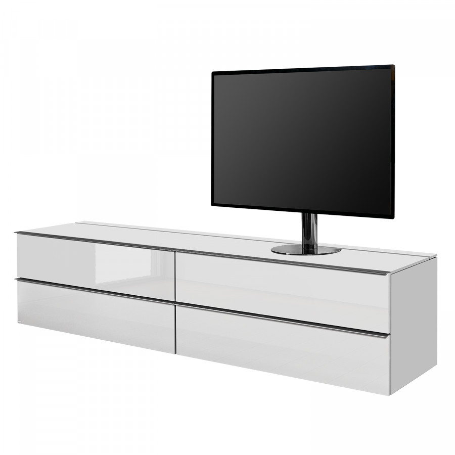pin lowboard mit tv halterung 200 schwarzlack on pinterest. Black Bedroom Furniture Sets. Home Design Ideas