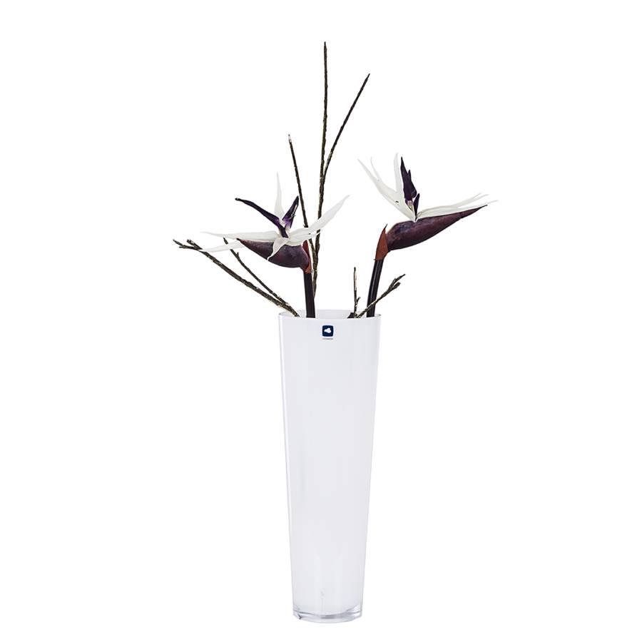 vase konische 50 cm wei. Black Bedroom Furniture Sets. Home Design Ideas