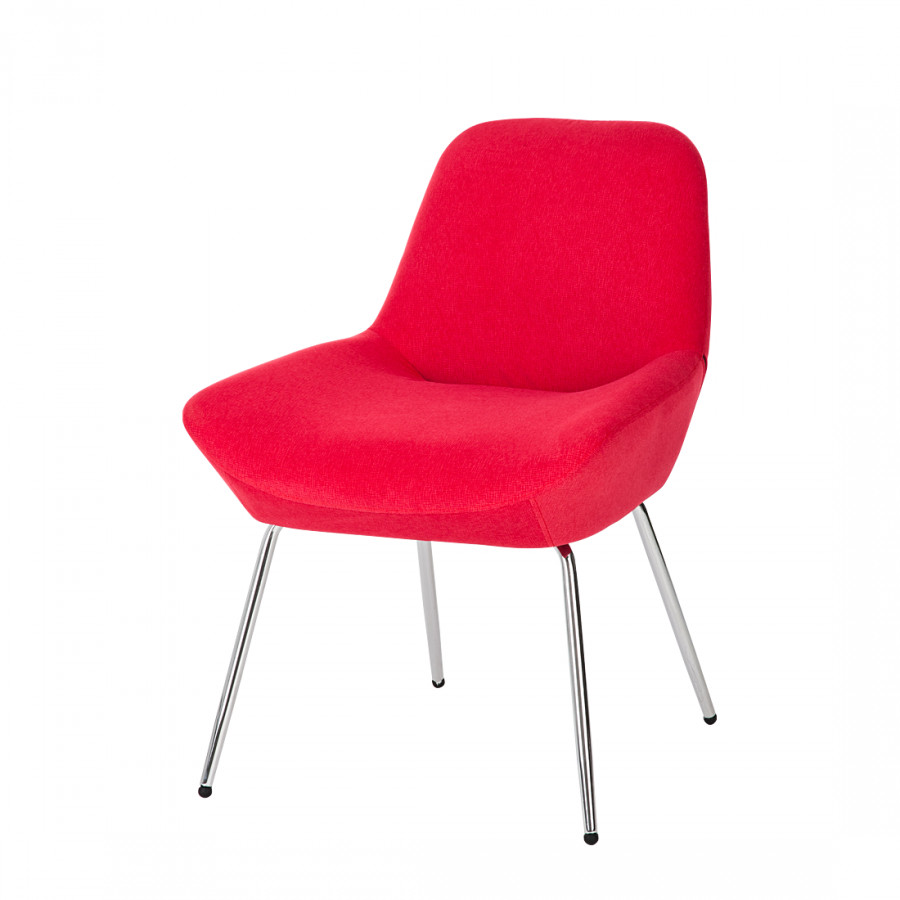 Stoel vega rood - Rots bobois stoel ...