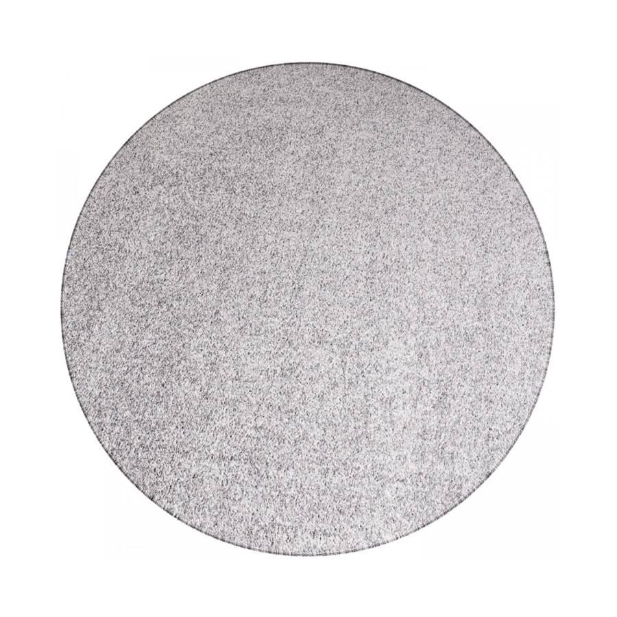 teppich grau rund teppich rund 160 grau carprola for. Black Bedroom Furniture Sets. Home Design Ideas