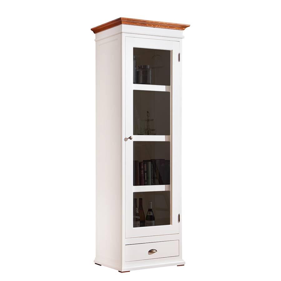 standvitrine von landhaus classic bei home24 kaufen home24. Black Bedroom Furniture Sets. Home Design Ideas