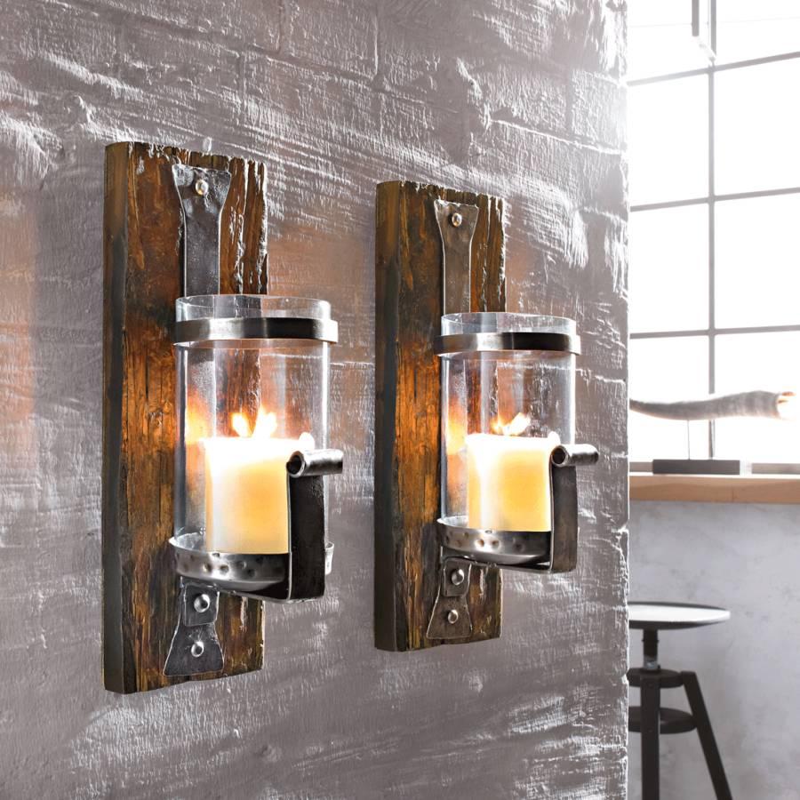 jetzt bei home24 teelichthalter von pureday home24. Black Bedroom Furniture Sets. Home Design Ideas