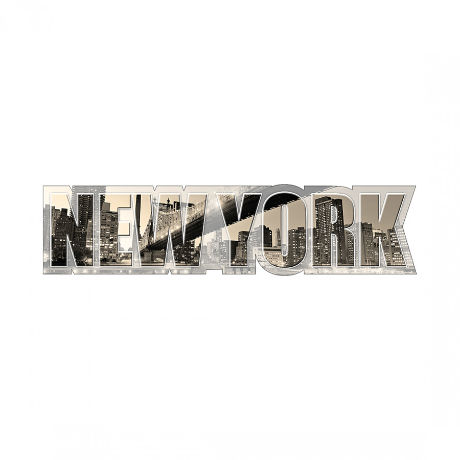 D coration murale new york impact for Decoration murale new york