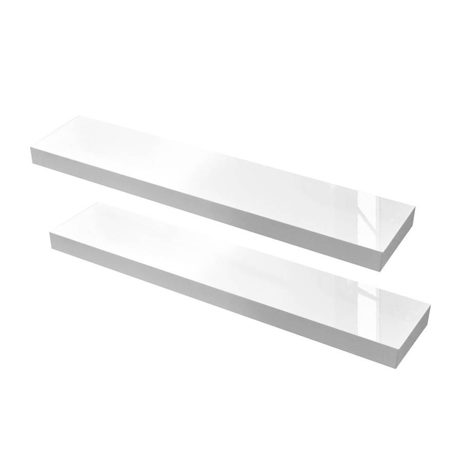 wandboard cross hochglanz wei home24. Black Bedroom Furniture Sets. Home Design Ideas