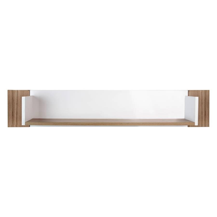 wandboard cube olive dekor hochglanz wei home24. Black Bedroom Furniture Sets. Home Design Ideas