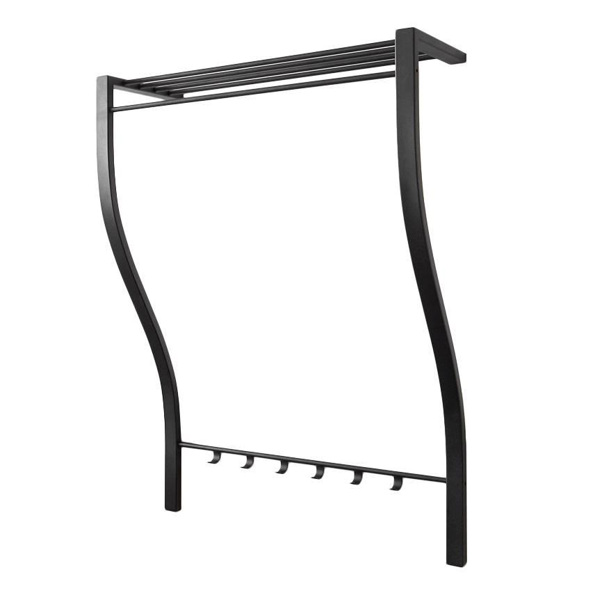 home24 moderne pureday wandgarderobe home24. Black Bedroom Furniture Sets. Home Design Ideas
