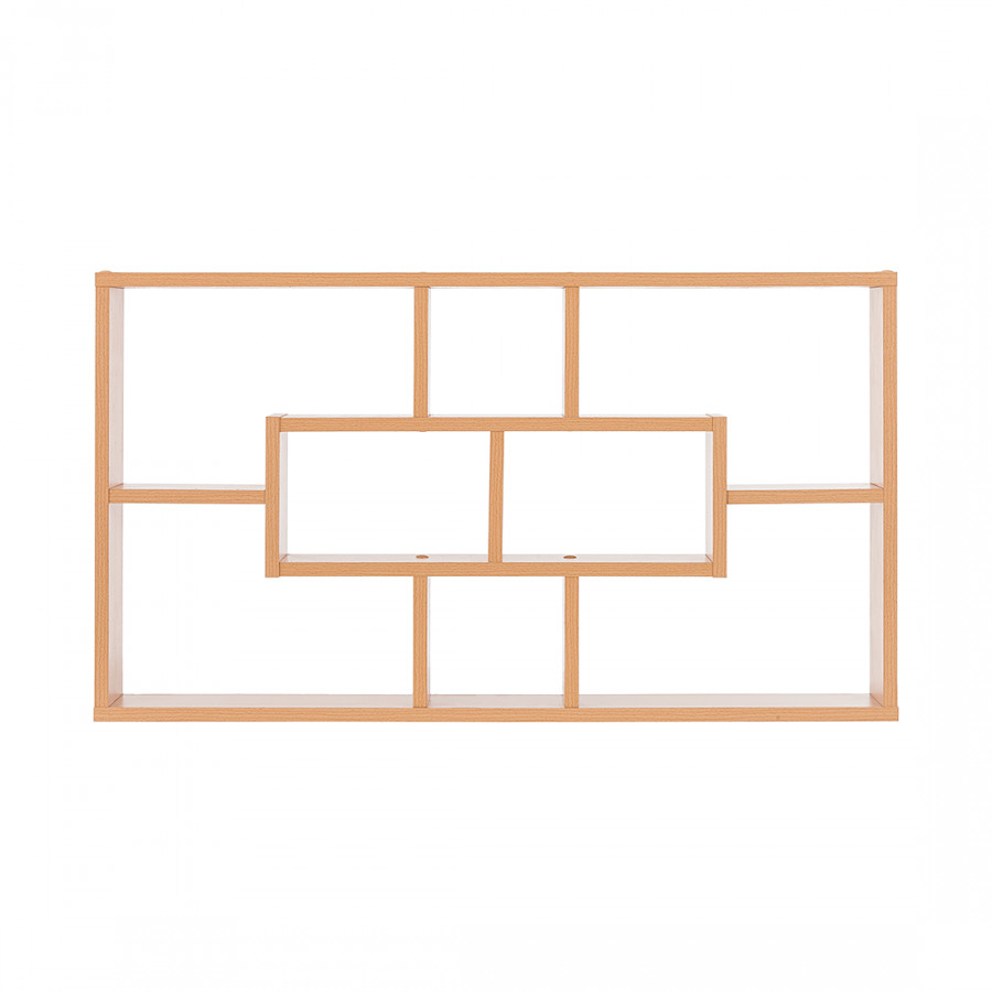 wandregal epalia buche dekor home24. Black Bedroom Furniture Sets. Home Design Ideas