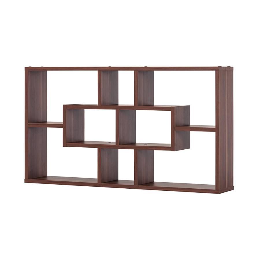 open kast epalia pruimenboomhoutkleurig. Black Bedroom Furniture Sets. Home Design Ideas