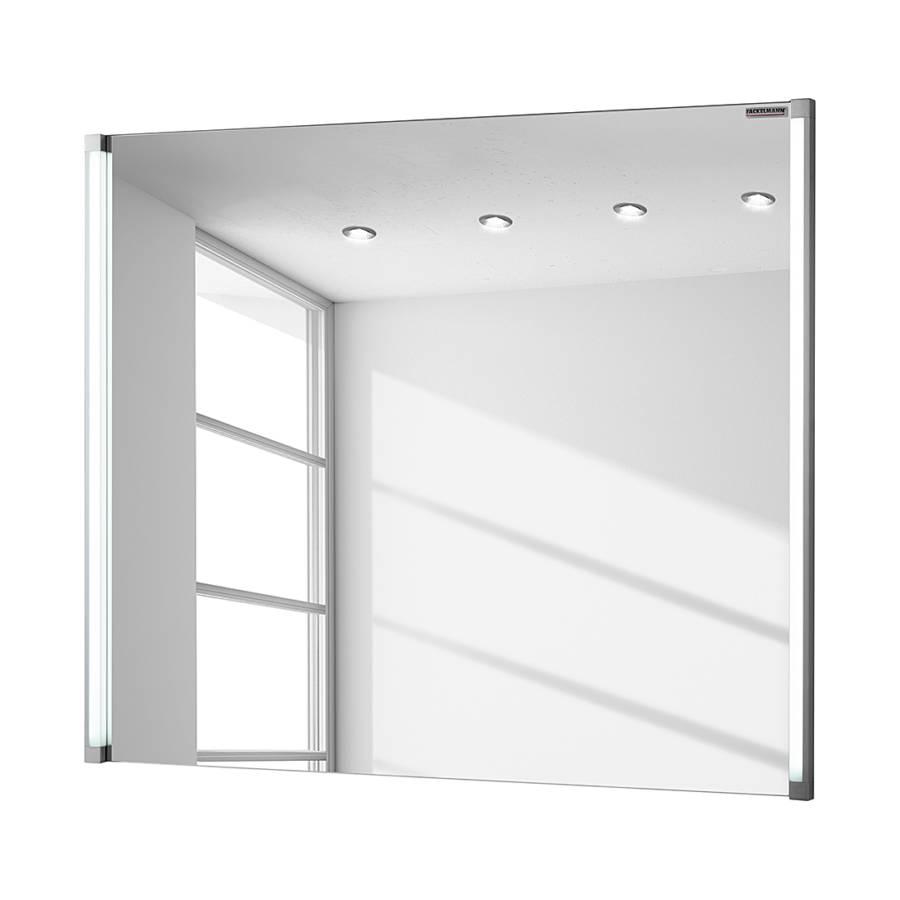 Home24 moderner fackelmann wandspiegel home24 - Wandspiegel mit metallrahmen ...