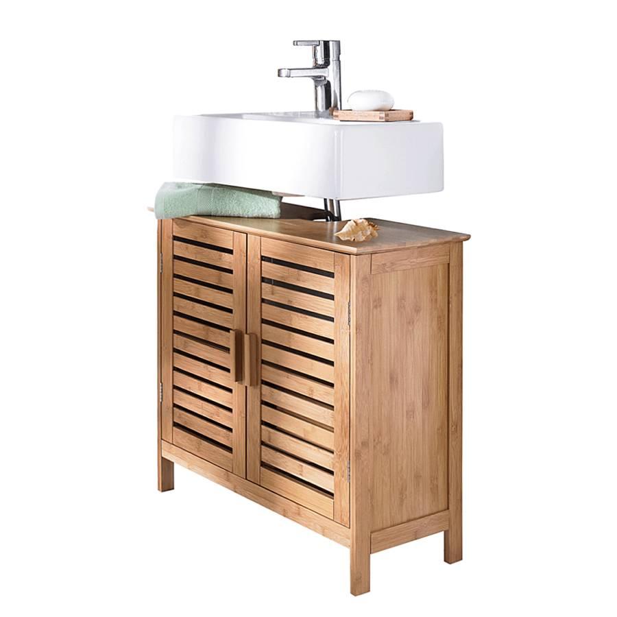 waschbeckenschrank bamboo bambus home24. Black Bedroom Furniture Sets. Home Design Ideas