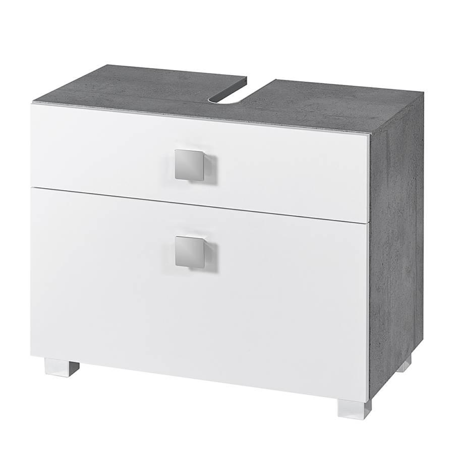 D sormais disponible sur home24 meuble sous lavabo par giessbach - Meuble sous lavabo gris ...