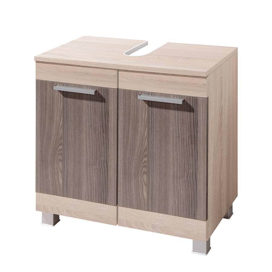 meuble sous vasque lesser ch ne de sonoma fonc. Black Bedroom Furniture Sets. Home Design Ideas