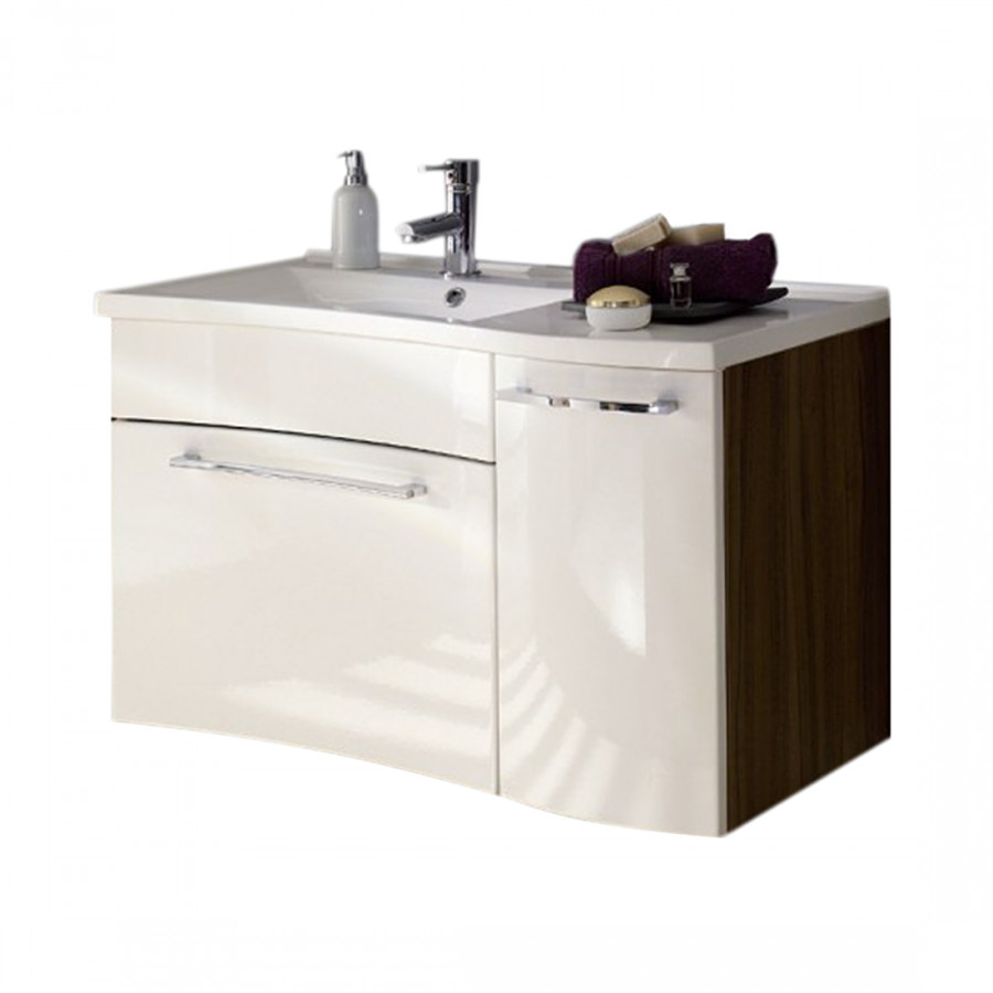 Ensemble meubles lavabo fontana grand mod le - Ensemble meuble lavabo ...