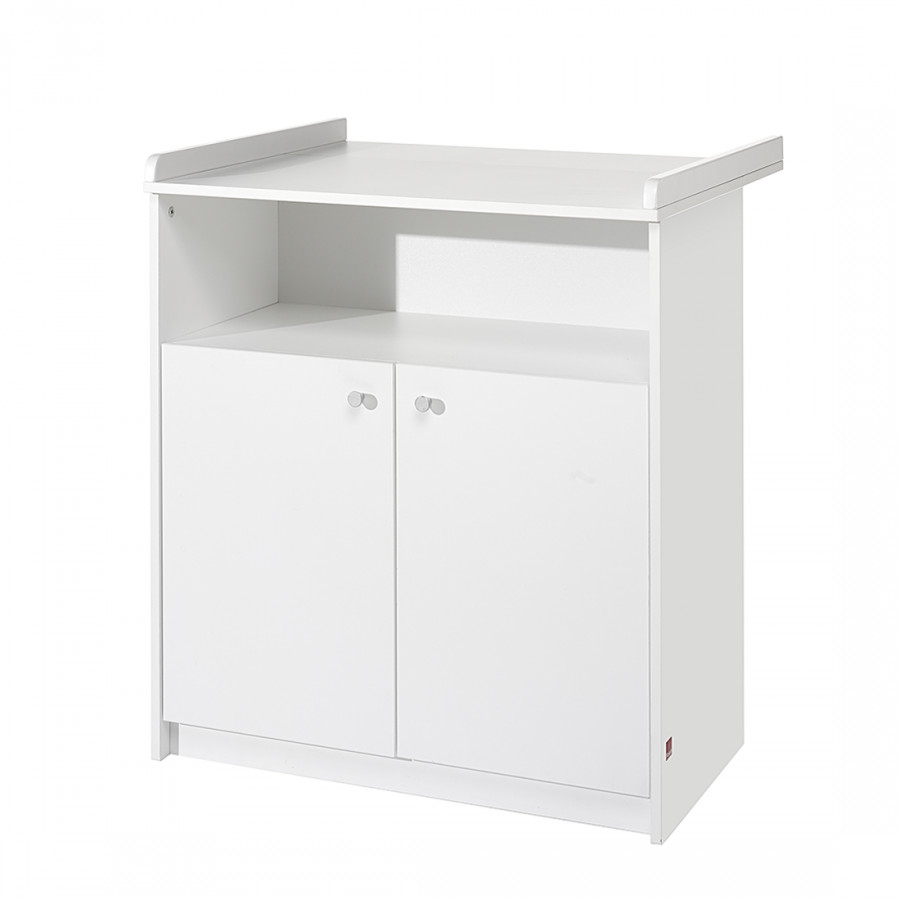 table langer classic line blanche. Black Bedroom Furniture Sets. Home Design Ideas