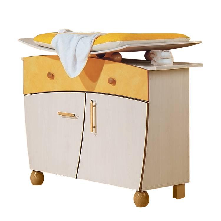wickelkommode fantasia ahorn gelb home24. Black Bedroom Furniture Sets. Home Design Ideas