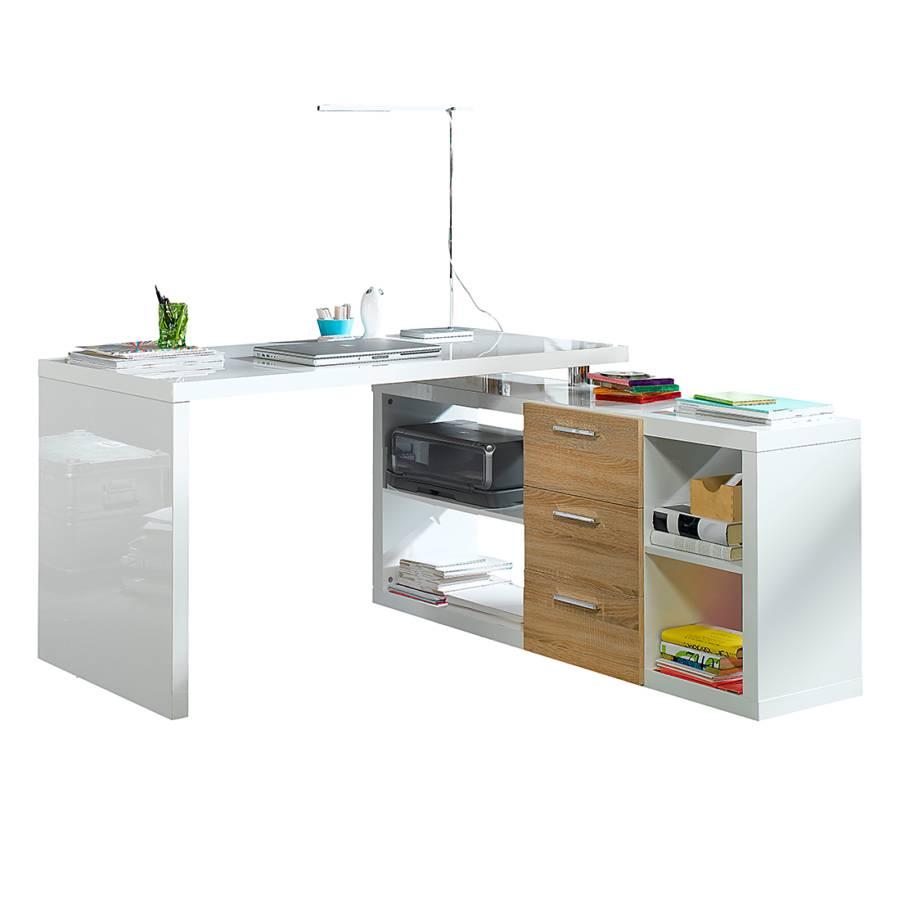 computertisch von home24office bei home24 bestellen home24. Black Bedroom Furniture Sets. Home Design Ideas