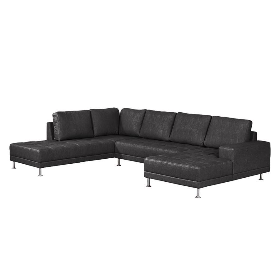jetzt bei home24 ecksofa mit longchair von fredriks home24. Black Bedroom Furniture Sets. Home Design Ideas