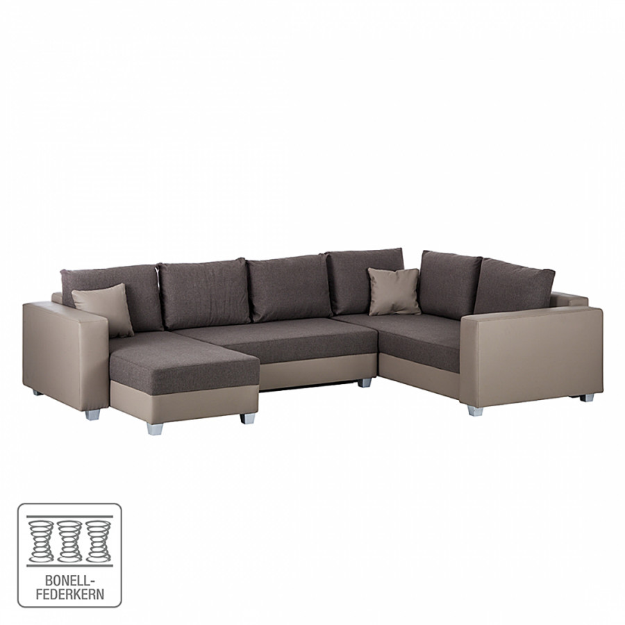 roomscape ecksofa f r ein modernes heim home24. Black Bedroom Furniture Sets. Home Design Ideas