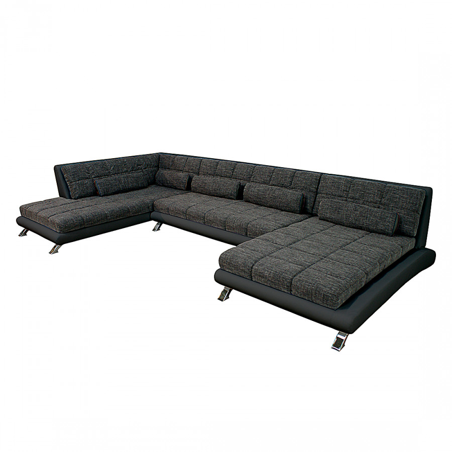 sofa wohnlandschaft von roomscape bei home24 bestellen. Black Bedroom Furniture Sets. Home Design Ideas