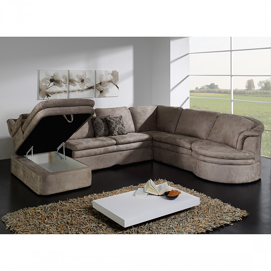 cotta sofa mit schlaffunktion f r ein modernes zuhause home24. Black Bedroom Furniture Sets. Home Design Ideas
