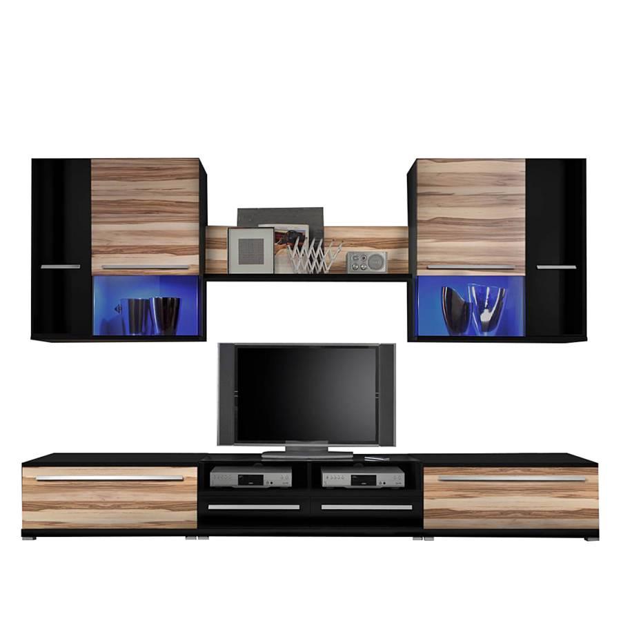 Zeitlose Eleganz für Ihr Wohnzimmer – mit der Wohnwand Aqua in ...