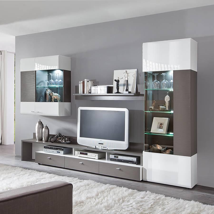 Jetzt bei home24 wohnwand von california home24 for Wohnwand konfigurieren