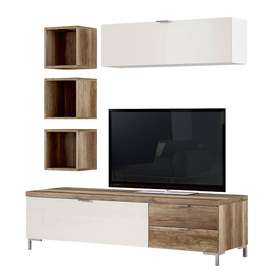jetzt bei home24 wohnwand von cs schmal home24. Black Bedroom Furniture Sets. Home Design Ideas