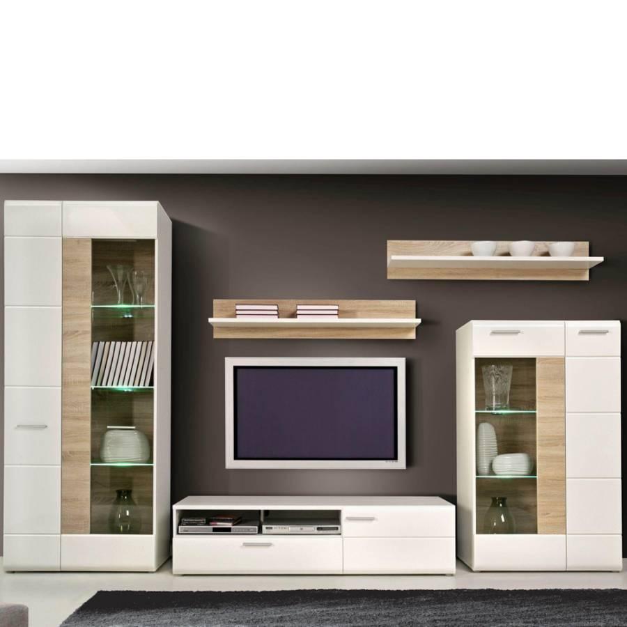 jetzt bei home24 wohnwand von 4home home24. Black Bedroom Furniture Sets. Home Design Ideas