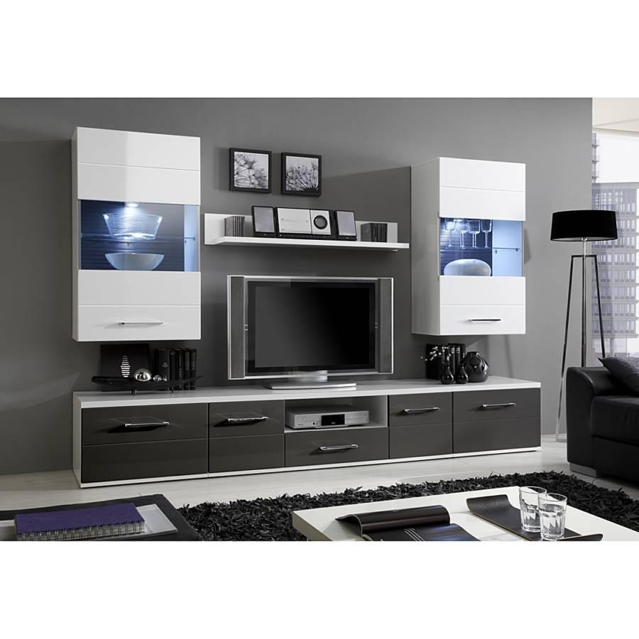 Jetzt bei home24 wohnwand von modoform home24 for Wohnwand 2 teilig