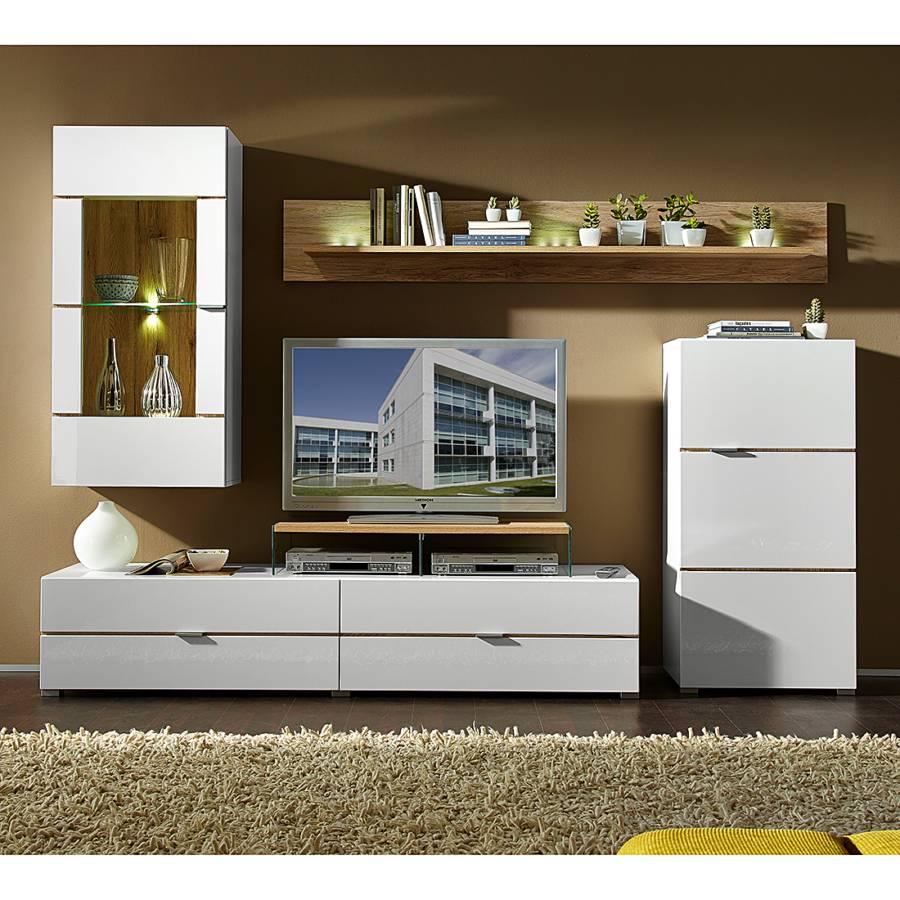 Jetzt bei home24 wohnwand von modoform home24 for Wohnwand inklusive sideboard