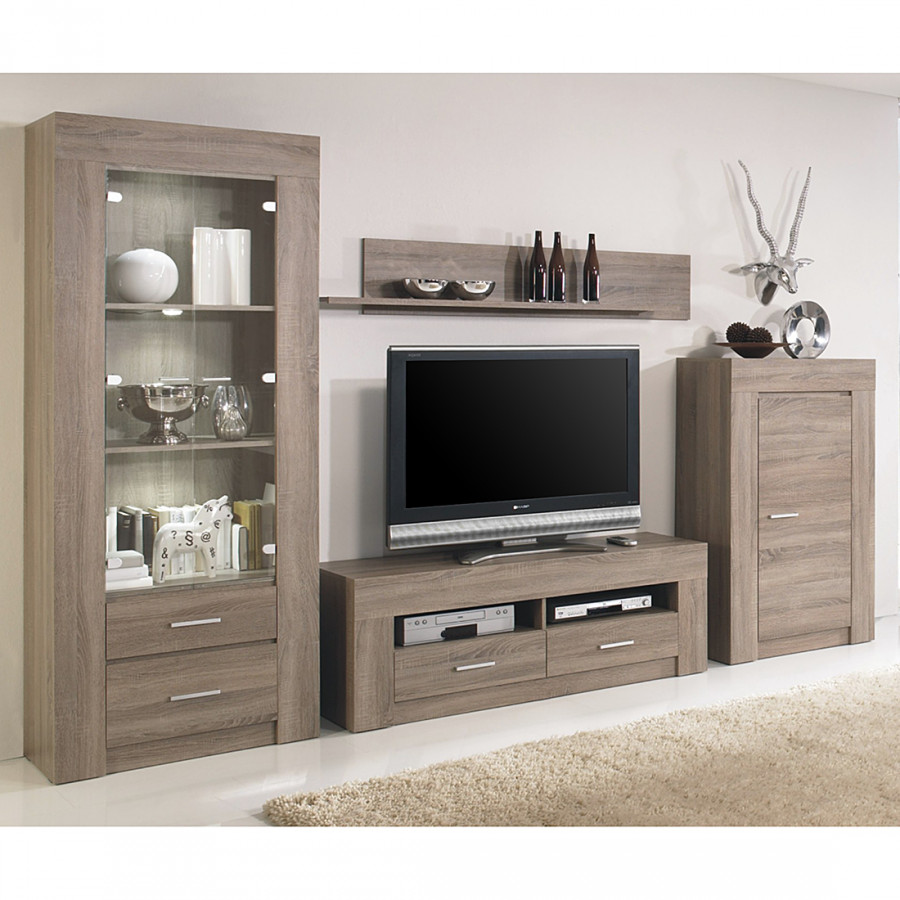 wohnwand von modoform bei home24 kaufen home24. Black Bedroom Furniture Sets. Home Design Ideas