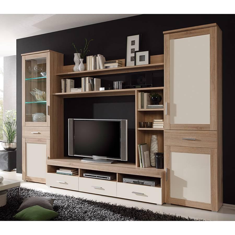 Modoform wohnwand f r ein modernes heim home24 for Wohnwand konfigurieren