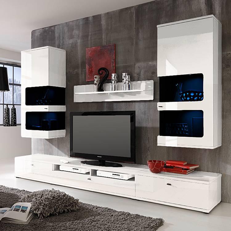 Wohnwand von roomscape bei home24 bestellen home24 for Wohnwand konfigurieren