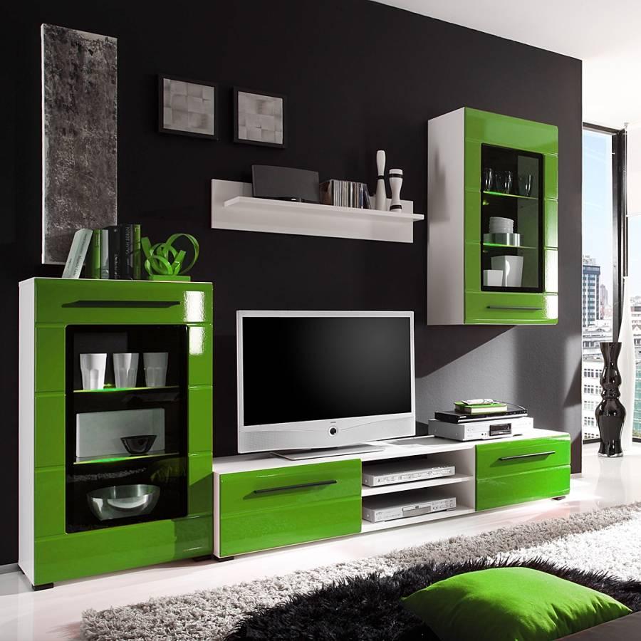 Wohnwand von roomscape bei home24 bestellen home24 for Wohnwand bestellen