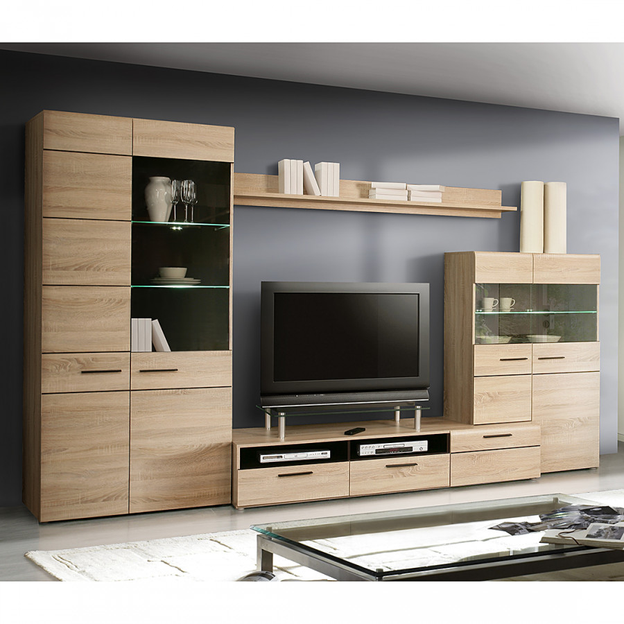 jetzt bei home24 wohnwand von mooved home24. Black Bedroom Furniture Sets. Home Design Ideas
