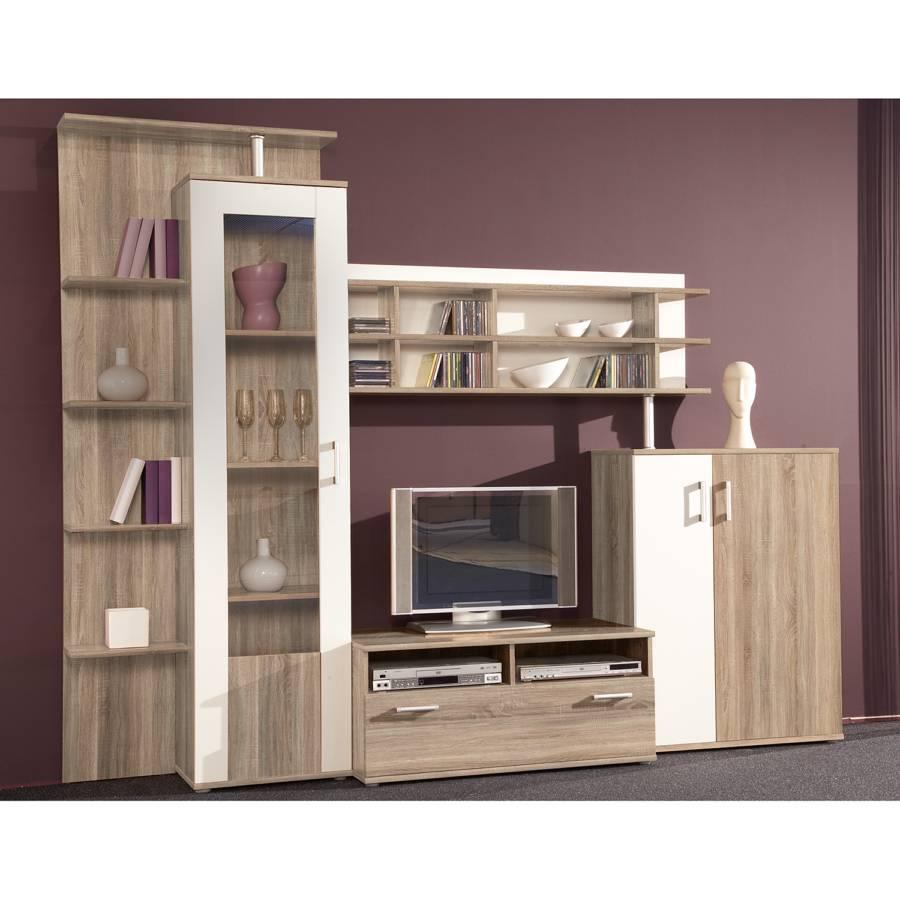 wohnwand von modoform bei home24 bestellen home24. Black Bedroom Furniture Sets. Home Design Ideas