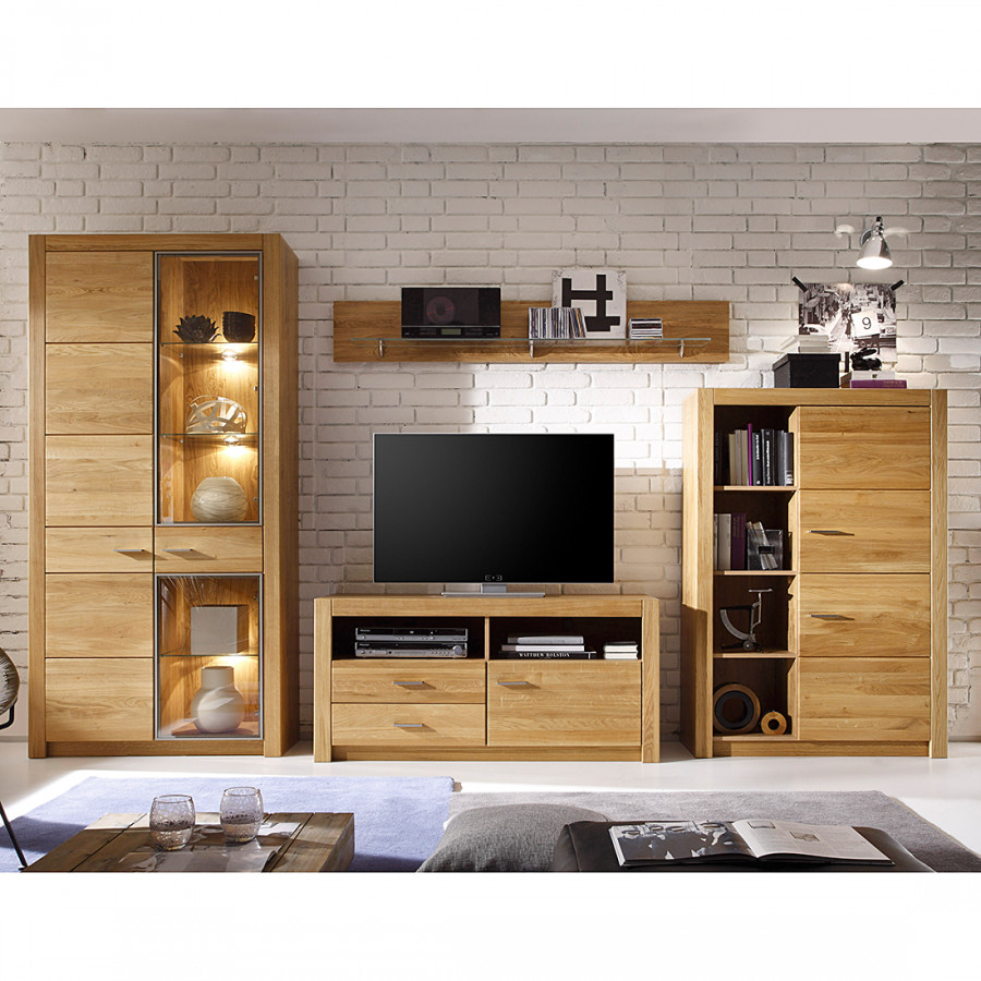 jetzt bei home24 wohnwand von ars natura home24. Black Bedroom Furniture Sets. Home Design Ideas