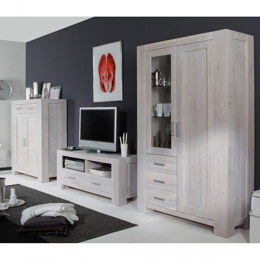 lars larson wohnwand f r ein modernes heim home24. Black Bedroom Furniture Sets. Home Design Ideas