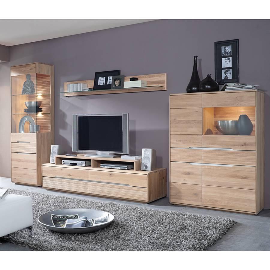 jung s hne wohnwand f r ein modernes zuhause home24. Black Bedroom Furniture Sets. Home Design Ideas