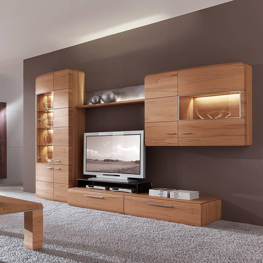 Massivholz m belst ck von hartmann bei home24 bestellen for Wohnwand konfigurieren