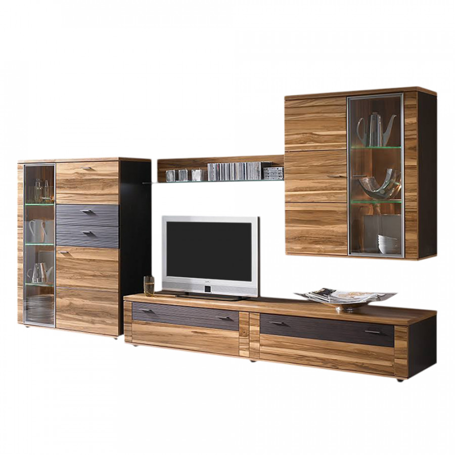 wohnwand von felke bei home24 kaufen home24. Black Bedroom Furniture Sets. Home Design Ideas