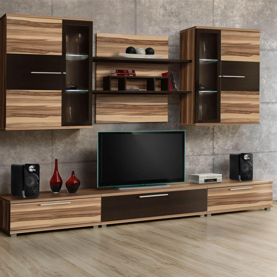 wohnwand von 4home bei home24 kaufen home24. Black Bedroom Furniture Sets. Home Design Ideas
