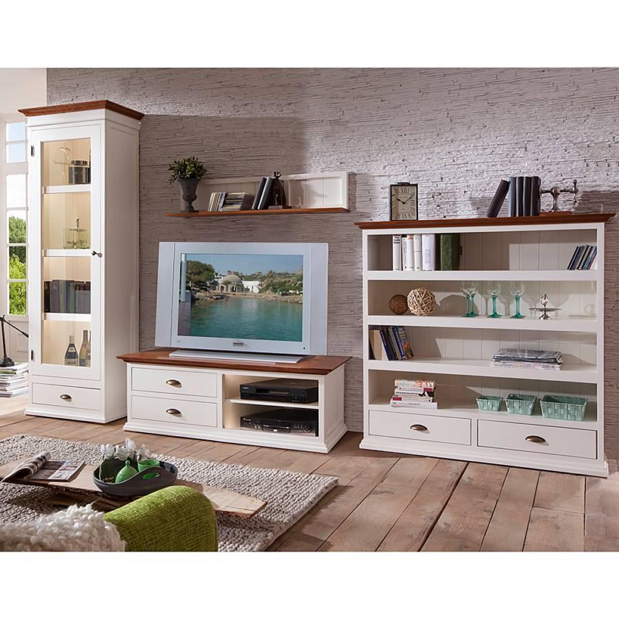 massivholz schrank von landhaus classic bei home24. Black Bedroom Furniture Sets. Home Design Ideas
