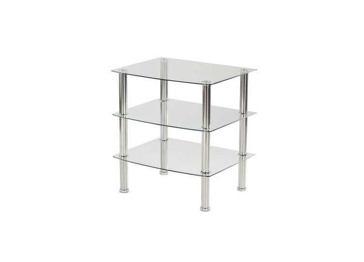 k nigstein tv rek buenos aires wit glas bij. Black Bedroom Furniture Sets. Home Design Ideas